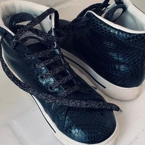 Marc by Marc Jacobs Snake Skin Hightops